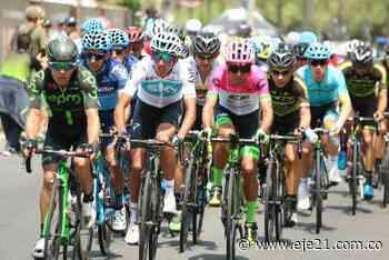 Cierre de vías en Pereira por carrera de ciclismo profesional - Eje21