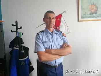 Cognac : Richard Abdelhadi, commandant de la compagnie de gendarmerie, quittera ses fonctions en août - Sud Ouest