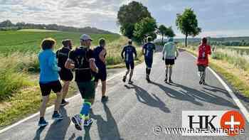 Tolle Stimmung bei Spendenlauf von Goslar nach Wolfsburg - HarzKurier