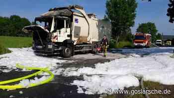 Straße laut Polizei 14.30 Uhr wieder frei - GZ live Goslar - Goslarsche Zeitung