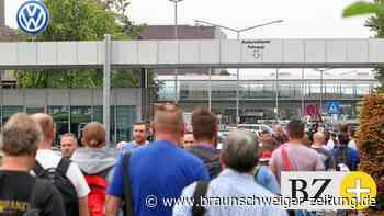 VW lockert die Maskenpflicht in Wolfsburg