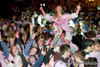 Laatstejaars vieren 0 dagen met concert