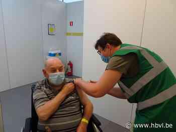 Prik voor de jarige Joseph Torboli (93) (Tongeren) - Het Belang van Limburg Mobile - Het Belang van Limburg