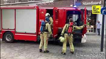 Vrouw gewond na keukenbrand in hartje Tongeren (Tongeren) - Het Belang van Limburg Mobile - Het Belang van Limburg