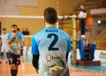 A3, Modica: Confermato il centrale Raso - Volleyball.it
