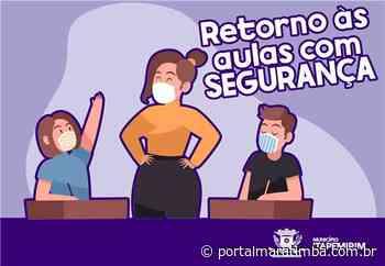 Itapemirim/ES – Educação define calendário de volta às aulas presenciais em Itapemirim - Portal Maratimba
