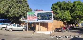 Prefeitura de Guanambi abriu licitação para construção de estacionamento na Praça José Ferreira - Agência Sertão
