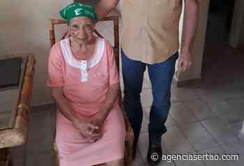Morre dona Milú, aos 112 anos em Guanambi - Agência Sertão