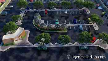 Praça José Ferreira será transformada em estacionamento público em Guanambi - Agência Sertão