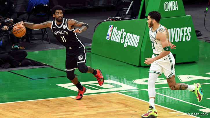 Book Reveals Kyrie Irving Grew Sick Of Boston, Plotted Nets Move While On Celtics