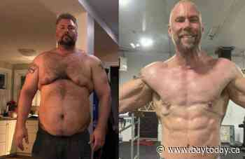 Local Bodybuilder hoping his uplifting comeback story will help him win an online fitness contest