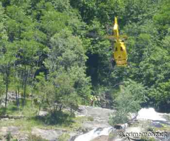 Precipitano nella cascata: muore una 42enne di Seregno, gravissimo il 36enne che era con lei - Prima Monza