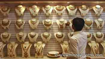 Gold prices fall 3.59% as dollar soars; silver tumbles 4.79%