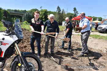 Dohna: Gärtners Motorräder bekommen neues Haus - Sächsische.de