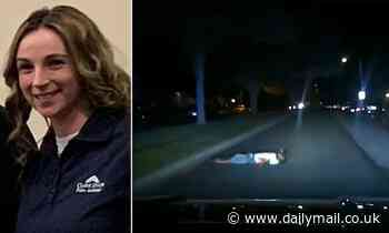 Ohio cop on leave after dashcam footage running over shooting victim 42 who later died is released