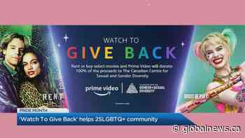 How you can stream movies to support the 2SLGBTQ+ community