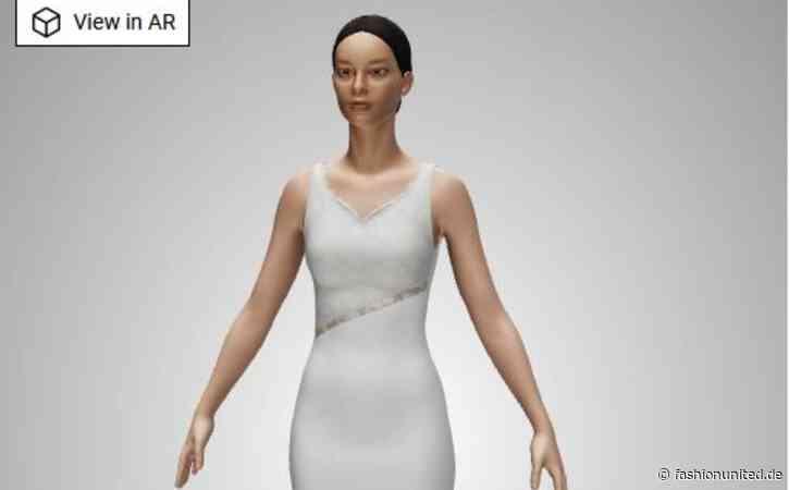 Dressarte Paris lanciert digitale AR-Hochzeitskollektion