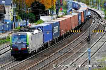 So soll der Ausbau der Bahntrassen zwischen Kenzingen und Riegel ablaufen - Riegel - Badische Zeitung