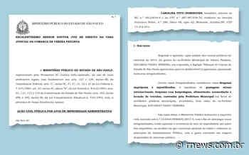 Nova secretária de saúde de Caieiras responde por improbidade - RNews