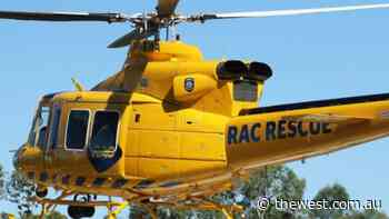 Kayaker rescued off Safety Bay near Rockingham - The West Australian
