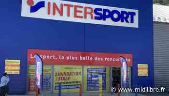 Mende : Intersport s'agrandit pour la première fois depuis sa création - Midi Libre