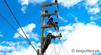Cajamarca: más de 80 técnicos realizan mantenimiento de sistema eléctrico en Carhuaquero - LaRepública.pe