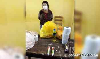 Cajamarca: mujer ocultó droga en pasta dental para llevársela a su hijo en el penal - Panamericana Televisión
