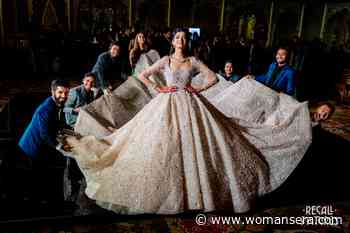 Meet India's First Ever Bride To Don Elie Saab- Deets Inside - - Woman's Era