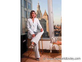 OlgaFerrara: Invaluable Guide to the Word of Elie Tahari ,New York Fashion - Fab World Today - Fab World Today