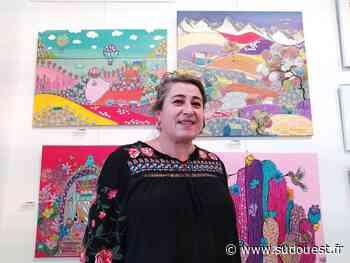 Bidart : le collectif Artelandes expose à la galerie Pili Tafernaberry jusqu'au 16 juin - Sud Ouest