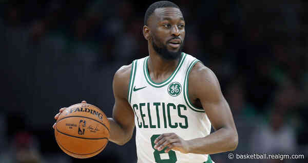 Celtics Trade Kemba Walker, 16th Overall Pick To Thunder For Al Horford