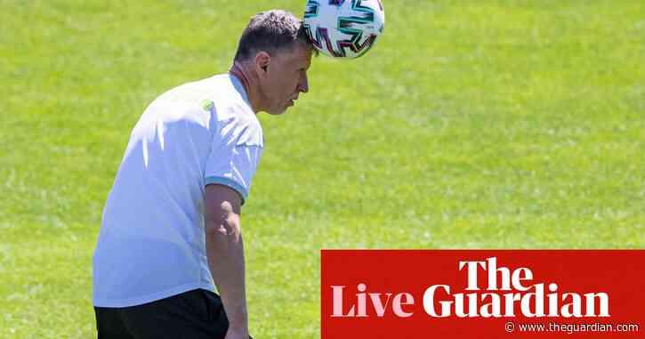 Croatia v Czech Republic: Euro 2020 – live!
