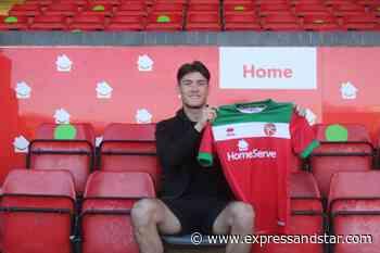 Walsall sign midfielder Jack Earing from Halifax - expressandstar.com