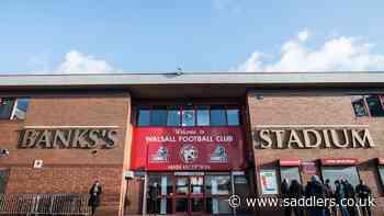 Saddlers to host Crystal Palace in pre-season - saddlers.co.uk