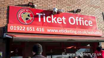 Handy guides ahead of Season Tickets going on sale - saddlers.co.uk