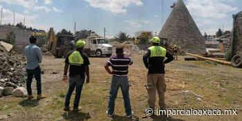 Tlaxiaco tendrá su estación de bomberos - El Imparcial de Oaxaca