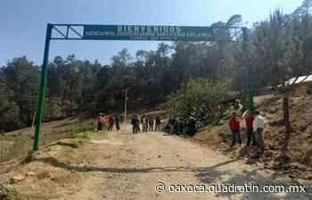 Liberan a 15 elementos de la Guardia Nacional retenidos en Tlaxiaco 13:24 09 Jun 2021 - Quadratín Oaxaca