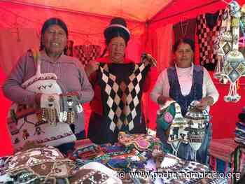 Puno: Anuncian formalización de artesanos de Atuncolla - Pachamama radio 850 AM