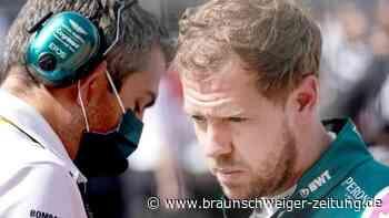 Dämpfer für Vettel: Spitze in Frankreich weit entfernt