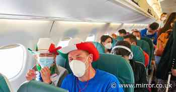 Italy slaps 5-day quarantine on all Brits as Delta variant sweeps the UK