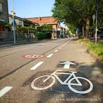 COLLEGNO - Arrivano le «bike lane»: un progetto innovativo, ma non mancano i malumori - QV QuotidianoVenariese