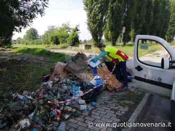 COLLEGNO - La zona della Dora è più pulita grazie all'iniziativa «Dora Linda» - FOTO - quotidianovenaria.it