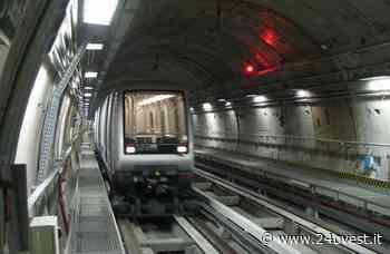 """Collegno, il cantiere della metro """"chiude"""" una parte di corso Francia - 24ovest.it"""