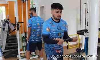 Eduardo Junior, passa a integrar o elenco do Marau - Diário do Sudoeste
