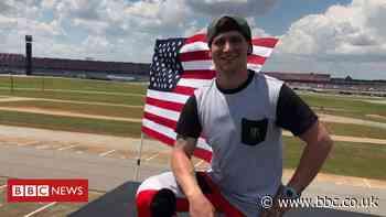 Alex Harvill: US daredevil dies during world record attempt