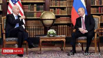 Biden-Putin summit: Presidents meet face-to-face