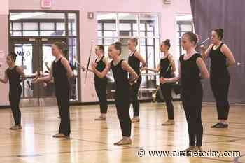 Airdrie club to host baton twirling clinic for beginners - Airdrie Today
