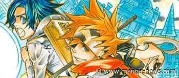 Le 3e roman de D.Gray-Man Reverse arrive enfin en France - Manga-news