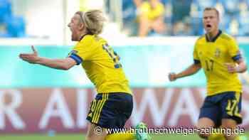 Schweden jubelt dank Forsberg - Achtelfinale nach Sieg nah
