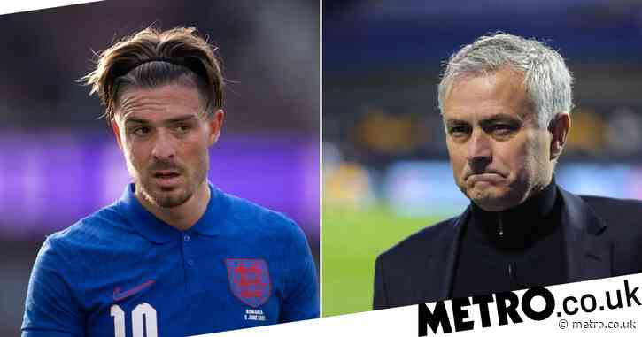'He knows where he wants to go' – Jose Mourinho on Man Utd target Jack Grealish transfer speculation